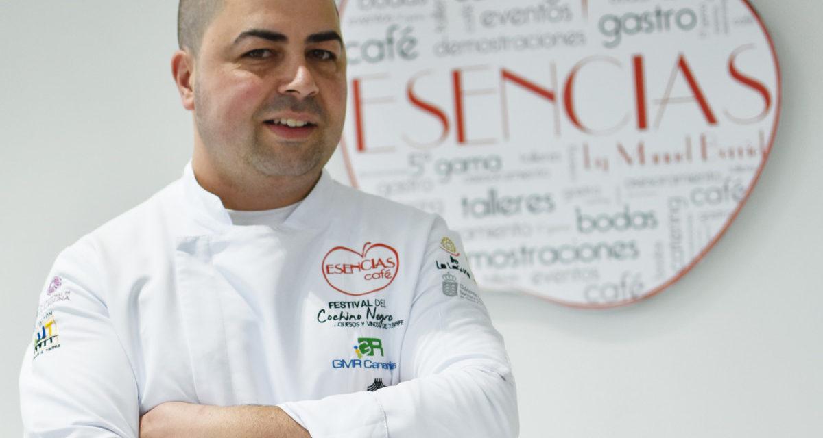 Manuel Berriel: Cocina de Autor