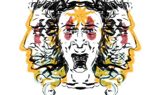 La deslealtad como relato  de posverdad:  Laomedonte,  Judas y Dante