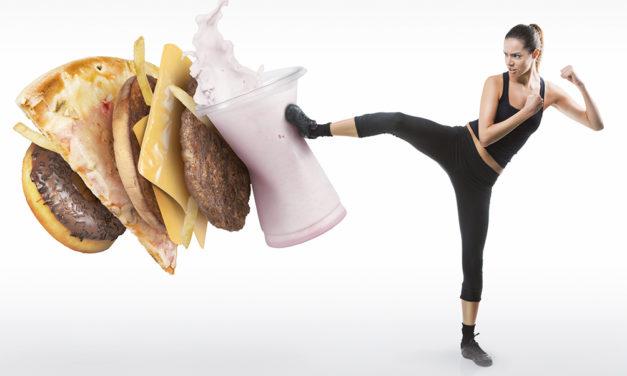 La importancia de la buena alimentación y actitud saludable