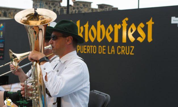 Oktoberfest 2018 en el Puerto de la Cruz