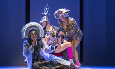 Teatro El Sauzal acoge mañana 'Pogüerful' la última obra de Bibiana Monje