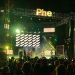 Phe Festival derrocha buena energía en Puerto de la Cruz