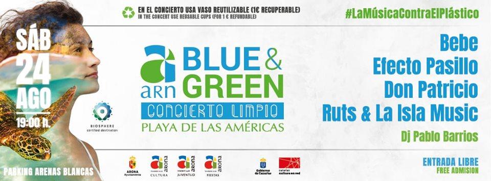 Arona Blue & Green Festival 2019