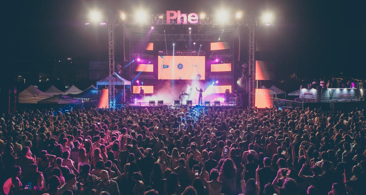 Phe Festival 2019: Cuando Delaporte te pone a bailar…